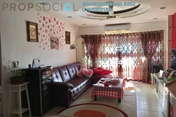 For Rent Condominium at Desa Putra, Wangsa Maju Freehold Fully Furnished 3R/2B 700k