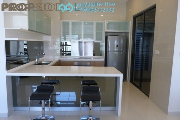 For Rent Serviced Residence at Mirage Residence, KLCC Freehold Fully Furnished 3R/3B 5.3k