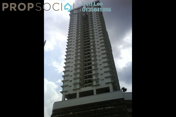 For Rent Condominium at The Orion, KLCC Freehold Fully Furnished 3R/2B 3.7k