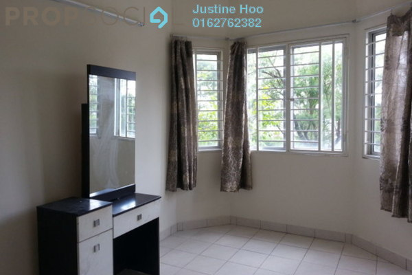 For Sale Apartment at Puteri Bayu, Bandar Puteri Puchong Freehold Semi Furnished 3R/2B 410k