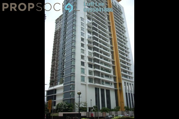 For Rent Condominium at 2 Hampshire, KLCC Freehold Fully Furnished 4R/4B 8k