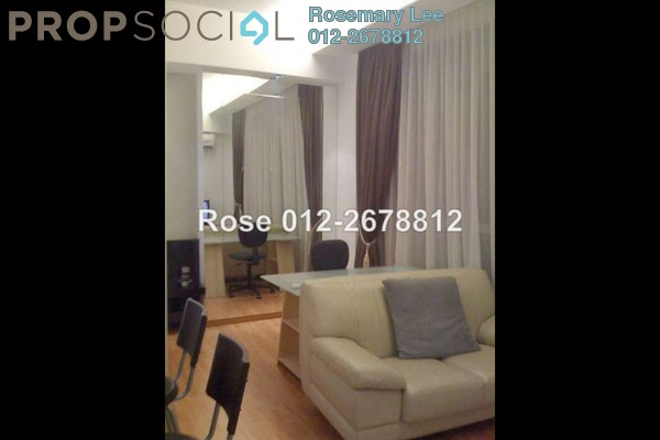 For Sale Condominium at Park View, KLCC Freehold Fully Furnished 1R/1B 8m