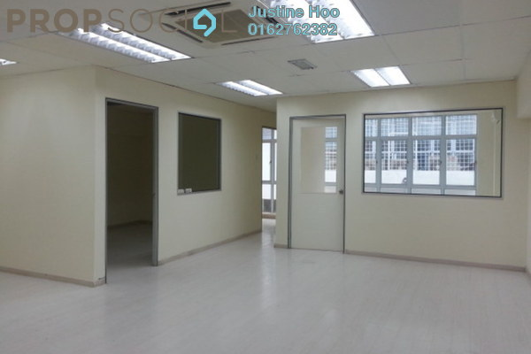 For Rent Office at Puteri 1, Bandar Puteri Puchong Freehold Semi Furnished 2R/0B 2.5k