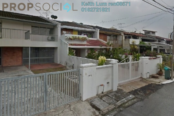 For Rent Terrace at Taman Seputeh, Seputeh Freehold Fully Furnished 4R/3B 3.1k