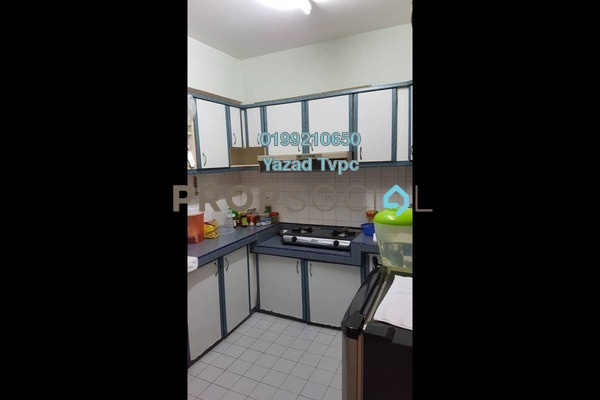 For Sale Condominium at D'casa Condominium, Ampang Freehold Semi Furnished 3R/2B 330k