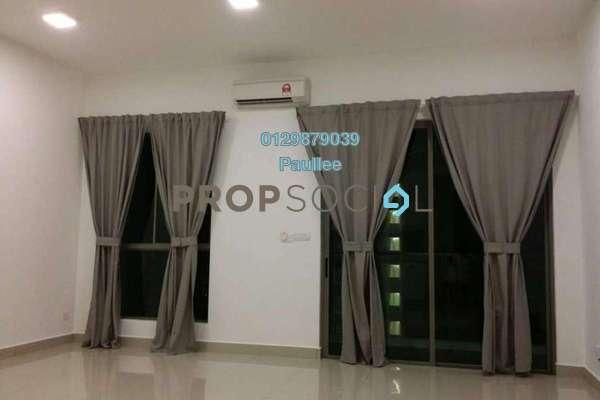 For Rent Condominium at CyberSquare, Cyberjaya Freehold Semi Furnished 0R/1B 1k