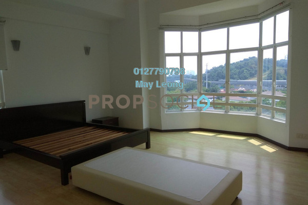 For Rent Condominium at Villa Mutiara, Bangsar Freehold Semi Furnished 3R/4B 6.8k