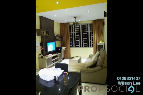 For Sale Condominium at Kasturi Idaman Condominium, Kota Damansara Freehold Fully Furnished 3R/2B 450k
