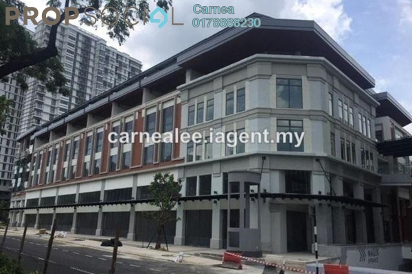 For Rent Shop at Plaza Arcadia, Desa ParkCity Freehold Unfurnished 0R/0B 22k