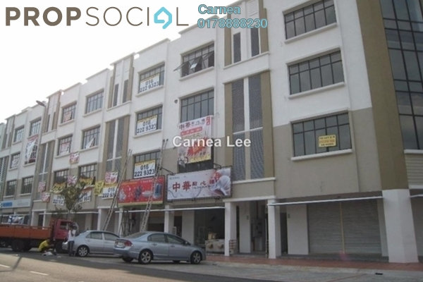 For Sale Shop at TSB Commercial Centre, Sungai Buloh Freehold Unfurnished 0R/0B 1.5m