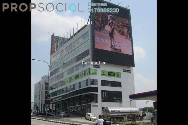For Rent Shop at Bangsaria, Bangsar Freehold Semi Furnished 0R/3B 54k