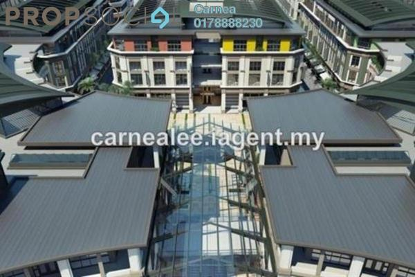 For Rent Office at Plaza Arcadia, Desa ParkCity Freehold Unfurnished 0R/0B 3k