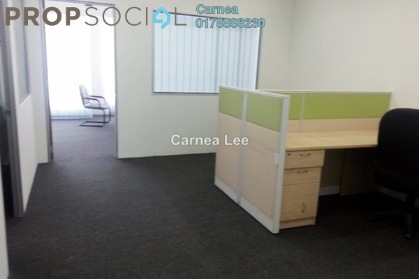 For Rent Office at TSB Commercial Centre, Sungai Buloh Freehold Semi Furnished 0R/2B 1.4k