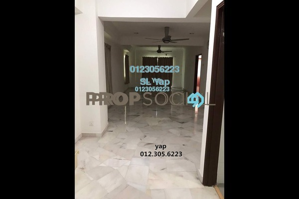 For Rent Condominium at Prisma Cheras, Cheras Freehold Semi Furnished 4R/2B 1.5k