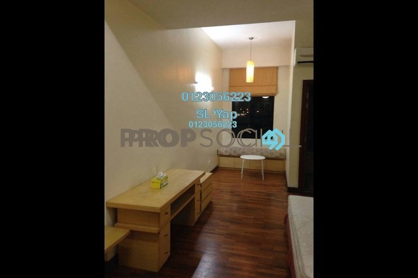 For Sale Serviced Residence at The Heritage, Seri Kembangan Freehold Fully Furnished 1R/1B 230k