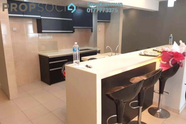 For Sale Serviced Residence at Plaza Medan Putra, Bandar Menjalara Freehold Semi Furnished 2R/2B 403k