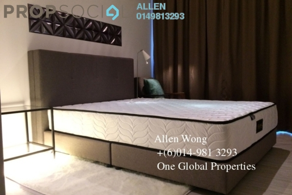 For Rent Condominium at Setia Sky 88, Johor Bahru Freehold Fully Furnished 2R/1B 2.8k