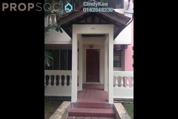 For Sale Townhouse at Kiara Green, TTDI Freehold Semi Furnished 3R/2B 940k