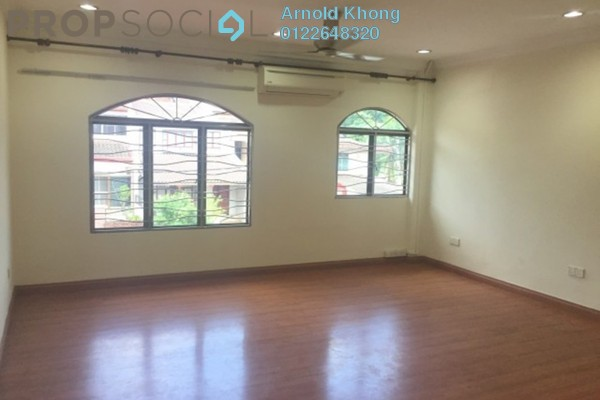 For Sale Terrace at Taman Segar, Cheras Freehold Semi Furnished 4R/3B 920k