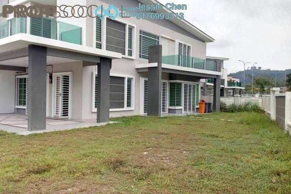 For Rent Terrace at Taman Nusari Aman, Bandar Sri Sendayan Freehold Semi Furnished 4R/4B 1.5k