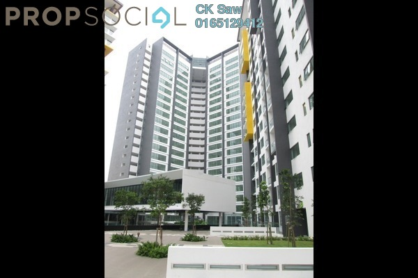 For Rent Condominium at Zeva, Bandar Putra Permai Freehold Fully Furnished 2R/2B 2k