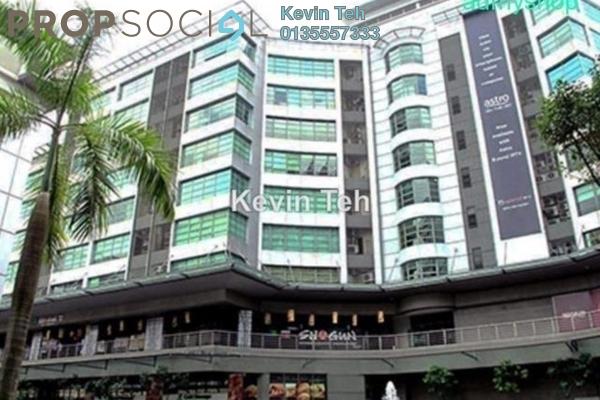 For Sale Condominium at Solaris Dutamas, Dutamas Freehold Fully Furnished 1R/1B 670k