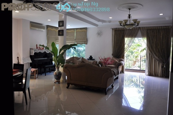 For Sale Semi-Detached at Taman Bukit Segar, Cheras Freehold Unfurnished 5R/5B 2.45m