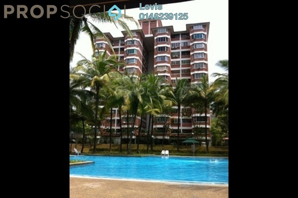 For Rent Condominium at Forest Green, Bandar Sungai Long Freehold Fully Furnished 3R/2B 1.6k