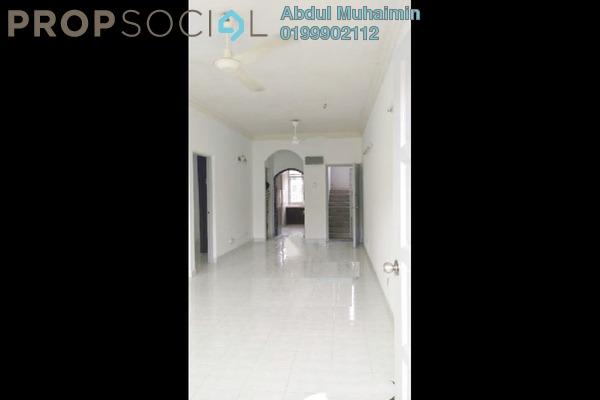 For Rent Apartment at Mahsuri Apartment, Setiawangsa Freehold Semi Furnished 3R/2B 1.4k