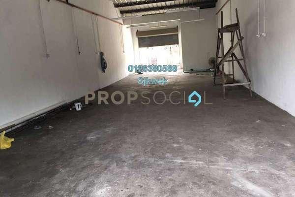 For Rent Factory at PU2, Bandar Puchong Utama Freehold Unfurnished 0R/0B 2.5k