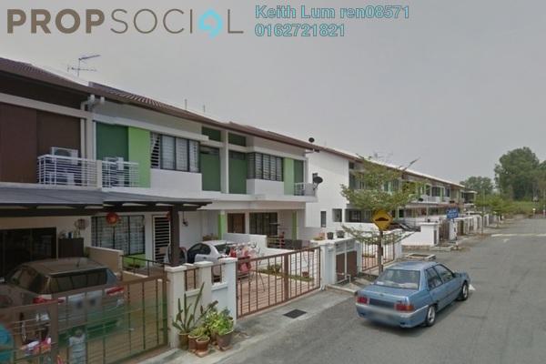 For Sale Terrace at Bandar Teknologi Kajang, Semenyih Freehold Semi Furnished 4R/3B 568k
