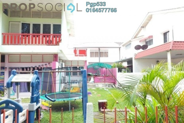 For Rent Semi-Detached at Jalan Sungai Tiram, Ulu Tiram Freehold Semi Furnished 5R/3B 5.2k