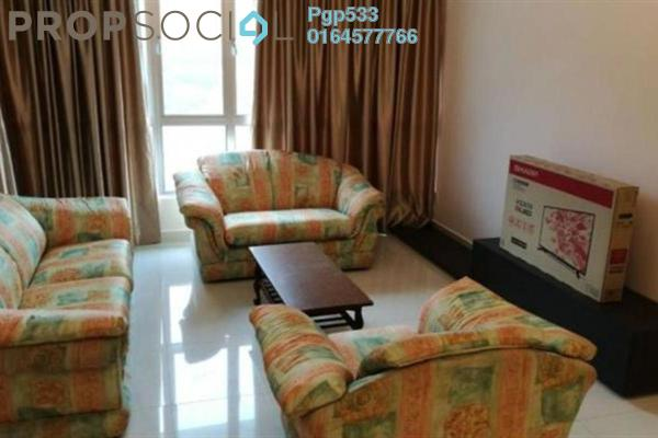 For Rent Condominium at Pine Sanctuary, Paya Terubong Freehold Fully Furnished 3R/3B 1.8k