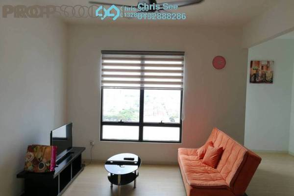 For Rent SoHo/Studio at You One, UEP Subang Jaya Freehold Fully Furnished 1R/1B 2k