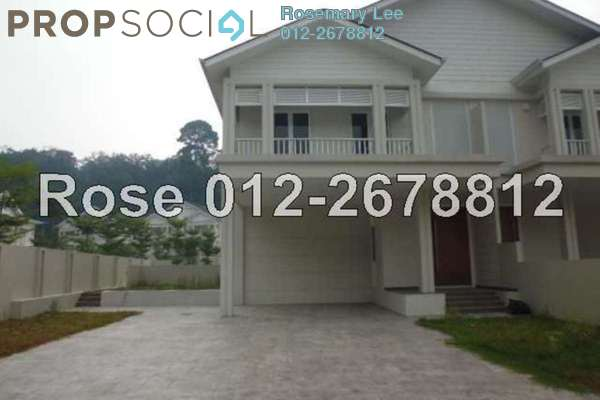 For Sale Semi-Detached at Serene Kiara, Mont Kiara Freehold Unfurnished 5R/6B 3.8m