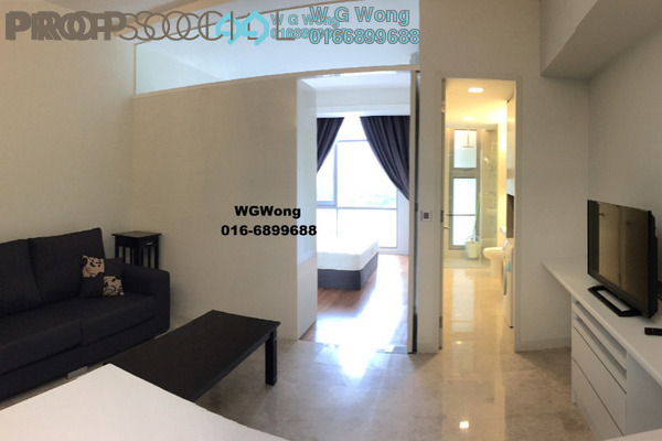 For Rent Serviced Residence at The Signature, Sri Hartamas Freehold Fully Furnished 1R/1B 2.45k