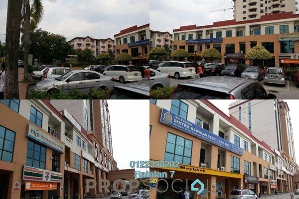 For Sale Shop at Kelana Parkview, Kelana Jaya Freehold Unfurnished 0R/12B 11.8m