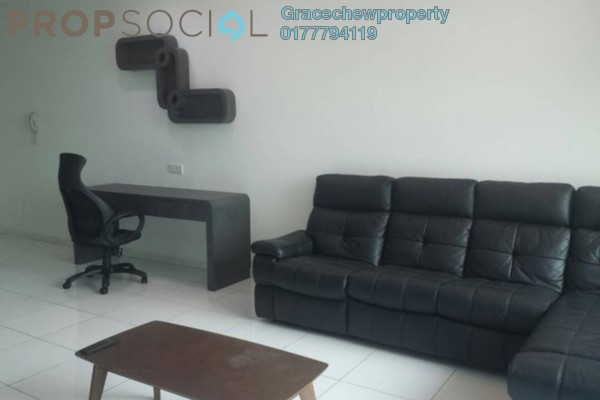 For Rent Serviced Residence at Sky Loft, Bukit Indah Freehold Fully Furnished 3R/1B 2.6k