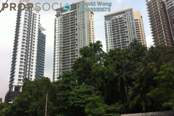 For Sale Condominium at Hampshire Residences, KLCC Freehold Fully Furnished 1R/1B 730k