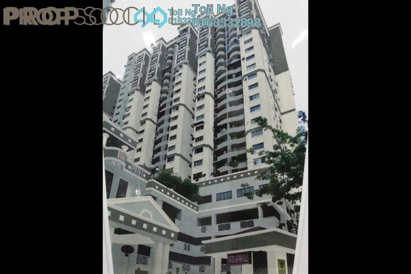 For Sale Condominium at Kenanga Point, Pudu Freehold Semi Furnished 3R/2B 438k