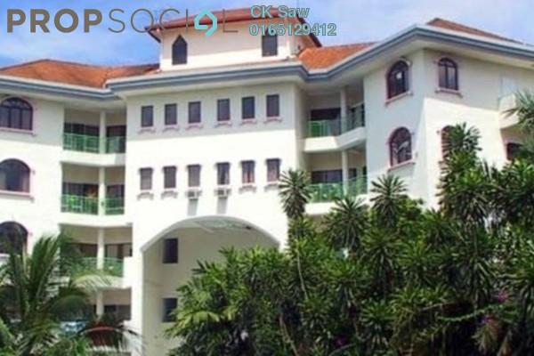 For Rent Condominium at Catalina Villa, Ampang Hilir Freehold Fully Furnished 3R/3B 2.8k