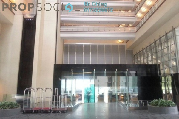 For Rent Office at Plaza 138, KLCC Freehold Semi Furnished 0R/0B 2k