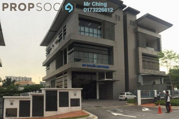 For Rent Factory at PJCT Industrial Zone, Petaling Jaya Freehold Unfurnished 0R/0B 31.5k