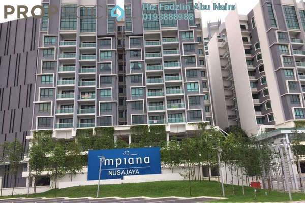 For Sale Apartment at East Ledang, Iskandar Puteri (Nusajaya) Freehold Fully Furnished 1R/1B 380k