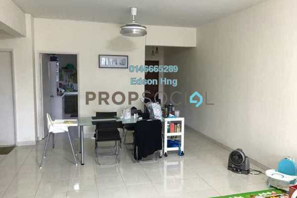 For Sale Condominium at Duta Ria, Dutamas Freehold Fully Furnished 3R/2B 550k