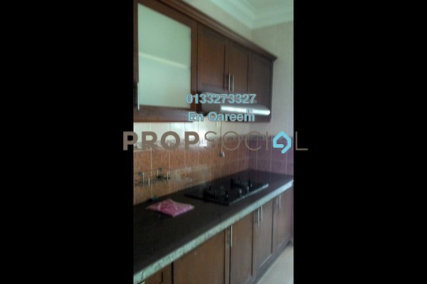 For Rent Terrace at Cahaya Alam, Shah Alam Freehold Semi Furnished 4R/3B 2.1k