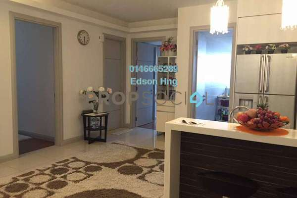 For Sale Condominium at The Westside One, Desa ParkCity Freehold Fully Furnished 2R/3B 1.15m