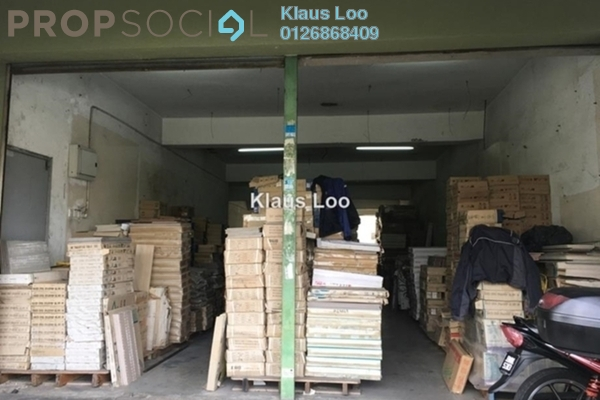 For Sale Shop at Puchong Utama Industrial Park, Bandar Puchong Utama Freehold Unfurnished 0R/0B 1.7m