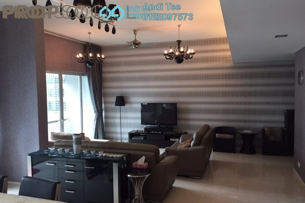 For Sale Condominium at Dua Residency, KLCC Freehold Fully Furnished 4R/4B 2.3m