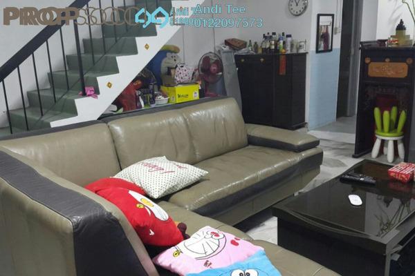 For Sale Terrace at Taman Seri Cheras Jaya, Cheras South Leasehold Fully Furnished 3R/2B 450k